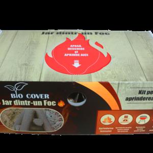 Kit pentru aprinderea focului